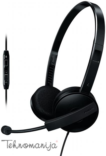 Philips slušalice sa mikrofonom SHM3560/10