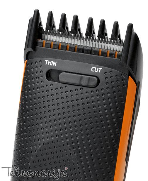 AEG trimer za kosu i bradu sa higijenskim trimerom HSM/R 5597 NE