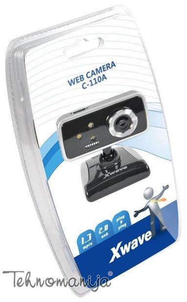 X WAVE Web kamera C-110A