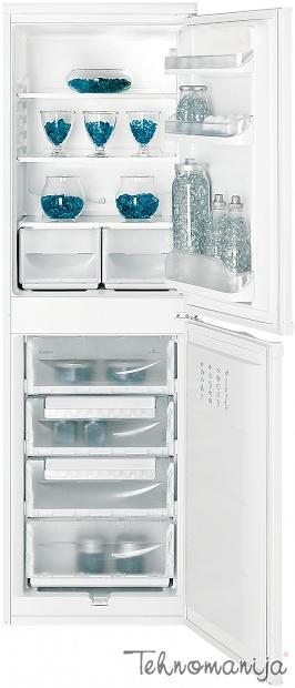 Indesit frižider kombinovani CAA 55