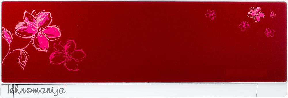 GALANZ Standardna klima AUS-12H53R150P1, Crvena