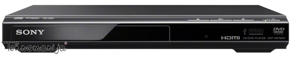 Sony DVD plejer DVP-SR760HB EC1