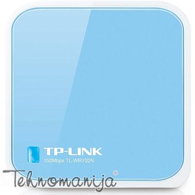 TP-LINK 150Mbps, Bežični ruter TL WR702N