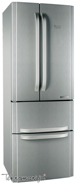 HOTPOINT ARISTON Side by side frižider E4D AA X C, No Frost