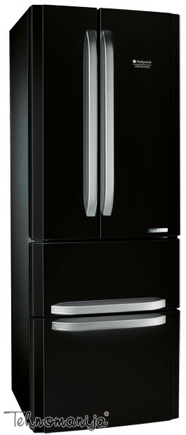 HOTPOINT ARISTON Side by side frižider E4D AA B C, Total No Frost