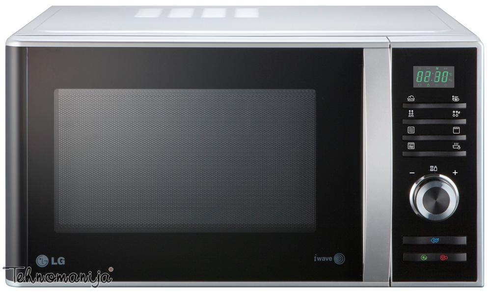 LG Mikrotalasna rerna MH 6882BS