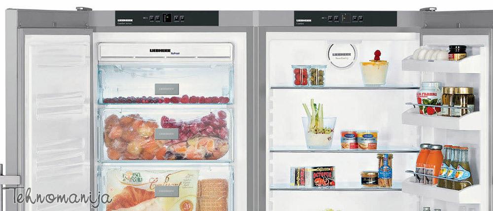 Liebherr kombinovani frižider SBSesf 7212