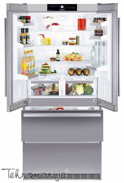 LIEBHERR Side by side frižider CBNES 6256, No Frost