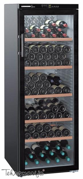 Liebherr vinska vitrina WTb 4212