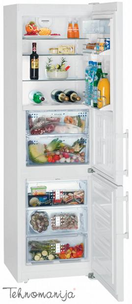LIEBHERR Kombinovani frižider CBN 3956, No Frost
