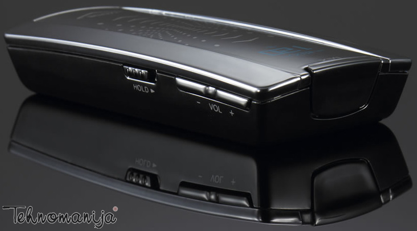 PIONEER Mp3 plejer NSP C10P K, 4GB