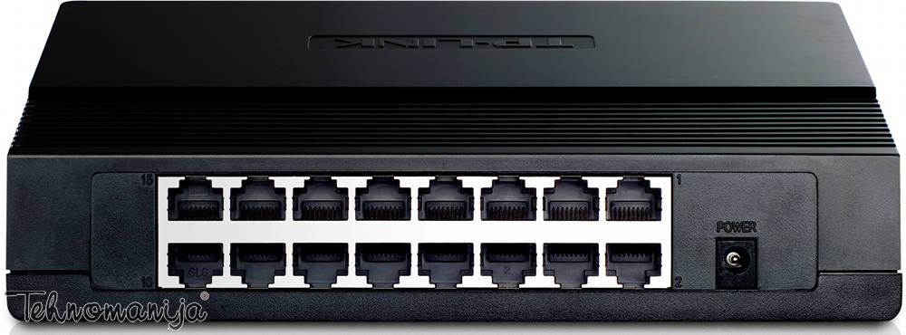 TP-LINK switch TL-SF1016D