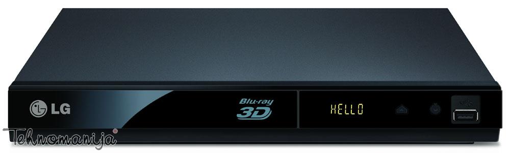 LG 3D Blu-ray plejer BP-325
