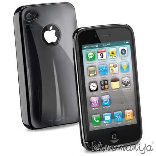 Cellular Line zaštitna maska za iPhone 5 SHCKIPHONE5BK