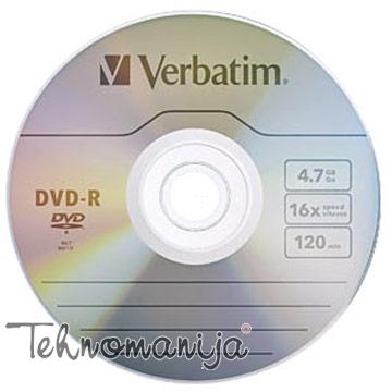 VERBATIM DVD-R 43788