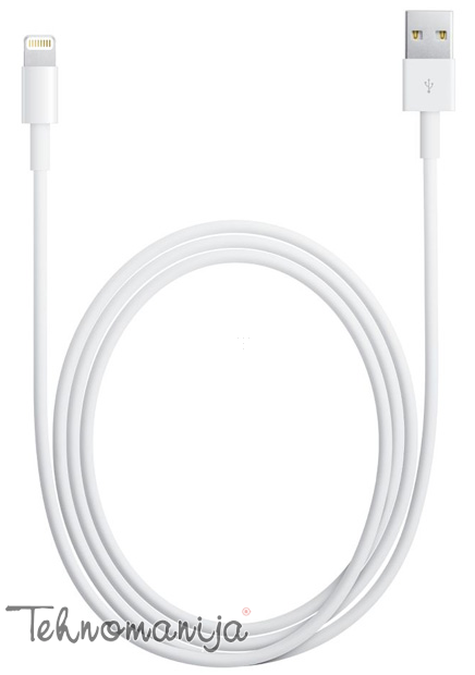 APPLE Lightning to USB Cable - 1 m - Beli