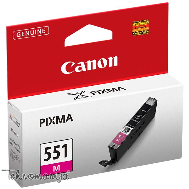 Canon kertridž CLI 551 XL M