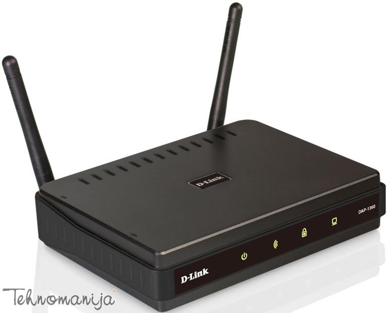 D-Link bežični ruter DAP-1360