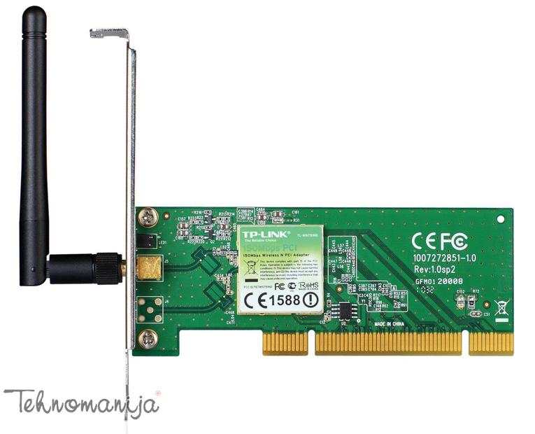 TP-LINK bežična PCI karta TL-WN751ND