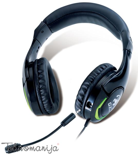 Genius gejmerske slušalice sa mikrofonom MORDAX