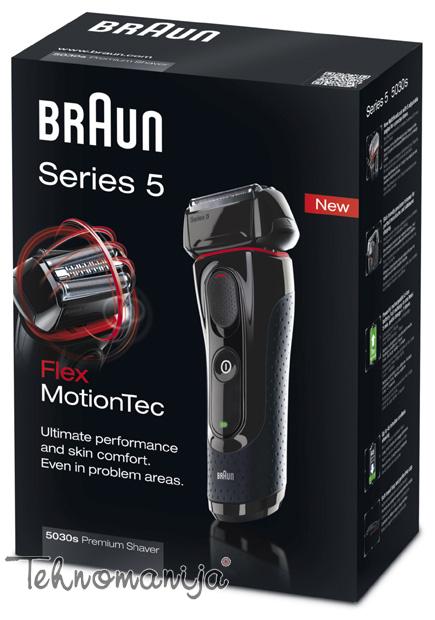 Braun aparat za brijanje 5030S