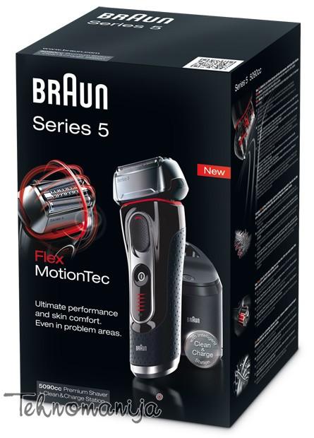 Braun aparat za brijanje 5090CC