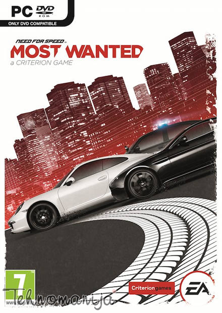 EA PC igrica Need for Speed - Most Wanted 5030943109206