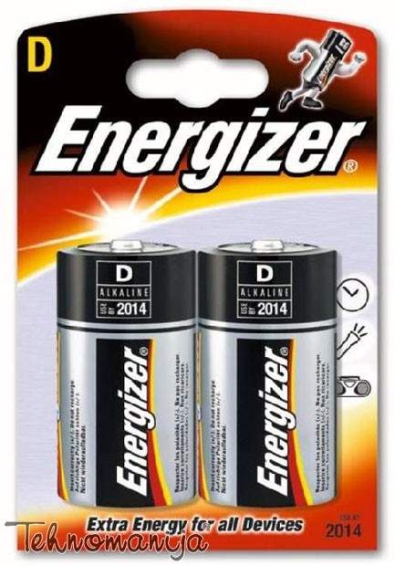 Energizer baterija LR20G R