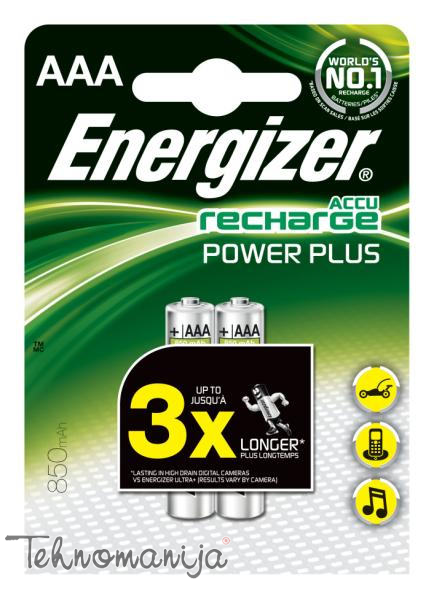 Energizer baterija AAA850MAH BLIST2