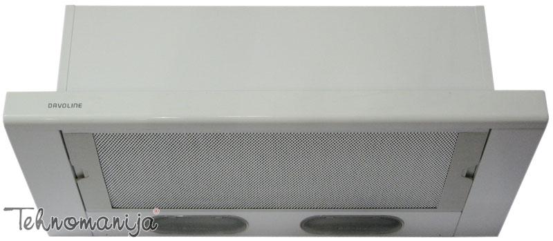 DAVOLINE Aspirator H1 MGA X - INOX