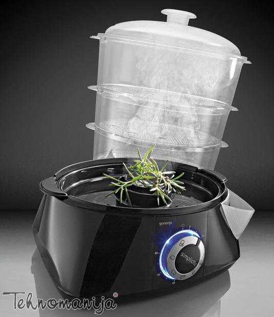 Gorenje aparat za kuvanje na pari FS 900 SIMPLICITY B