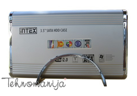 Intex HDD kućište USB 3.5 SATA/PATA IT-350SA