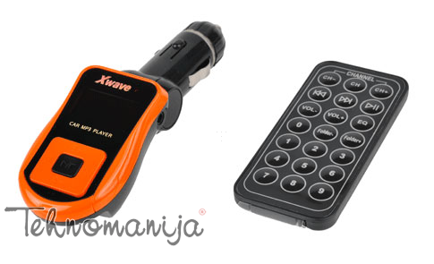 X Wave FM transmiter BT64C ORANGE