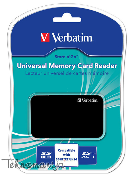 Verbatim čitač kartica V47264