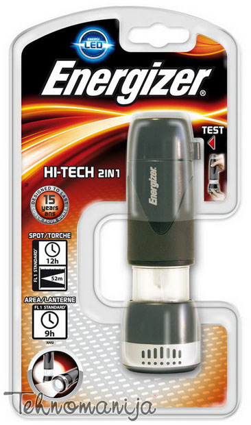 Energizer baterijska lampa HI TEACH 4AAA