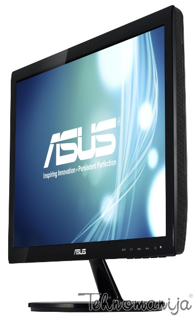 "ASUS Monitor 18.5"" VS197DE, LED, 1366 x 768 HD Ready"