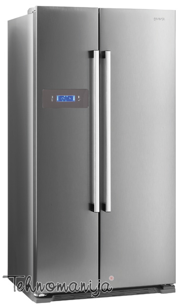 GORENJE Side by side frižider NRS85728X, Total No Frost