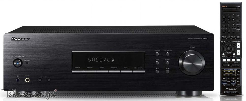 PIONEER Stereo risiver SX 20 K
