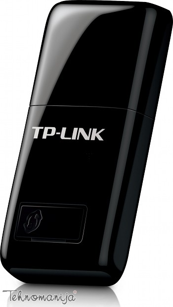 TP-LINK 300Mbps , Bežični USB adapter TL WN823N