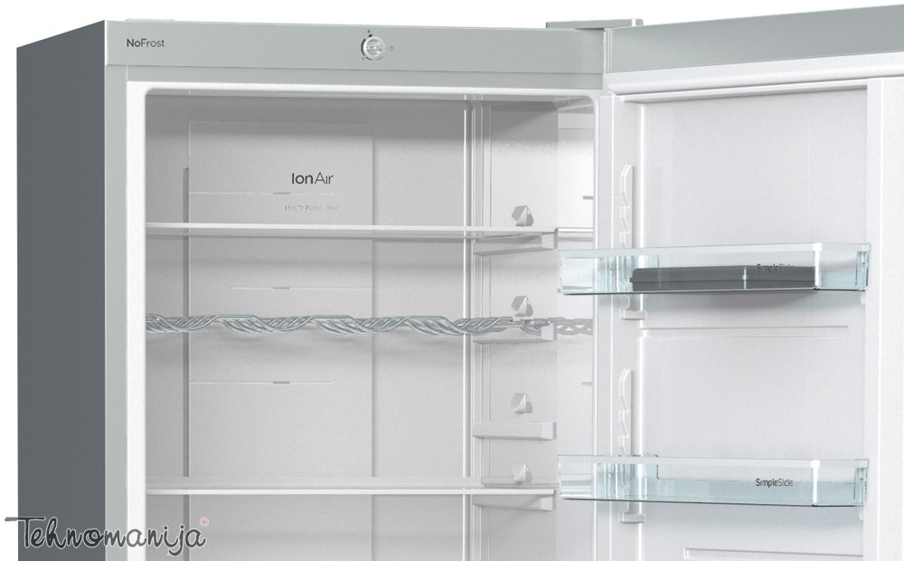 GORENJE Kombinovani frižider NRK 6191 CX, No Frost Plus