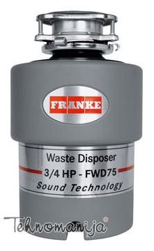 Franke drobilica smeća FWD 75 S Tech 134.0255.233
