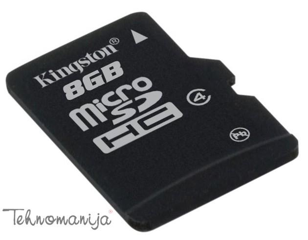 Kingston memorijska kartica KFSDC4 8GBSP BEZ A
