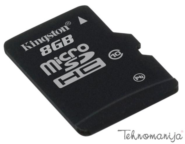 Kingston memorijska kartica KFSDC10 8GBSP