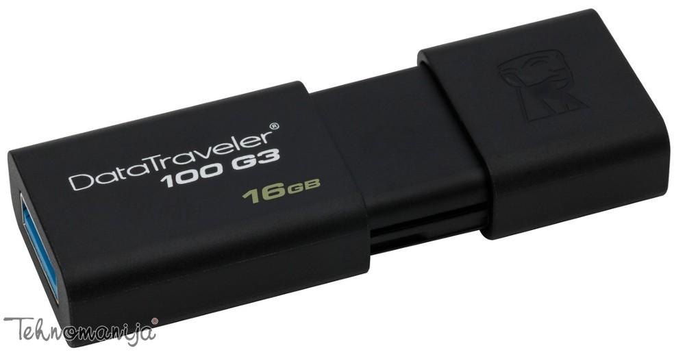 KINGSTON USB flash KFDT100G3 16GB