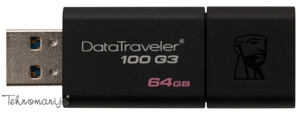 Kingston USB flash KFDT100G3 64GB