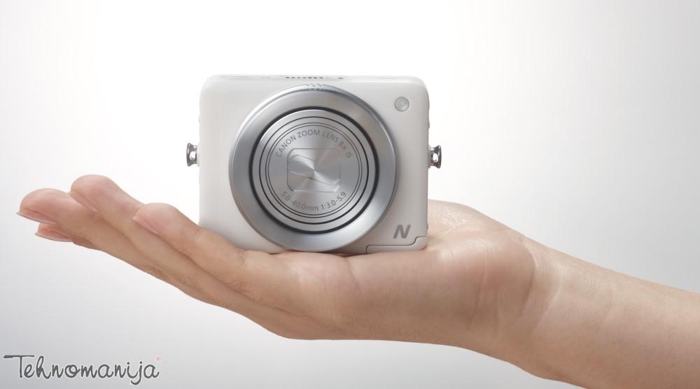 Canon fotoaparat PowerShot N WHITE