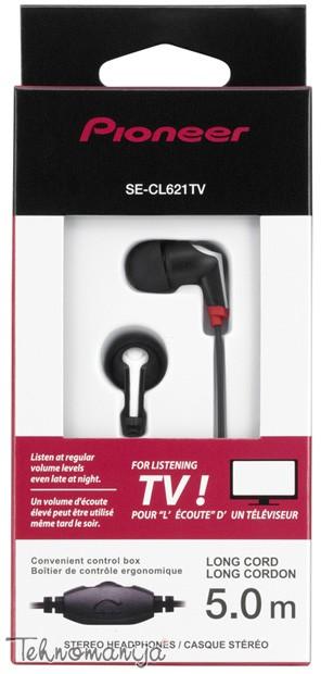PIONEER Slušalice  SE-CL621TV