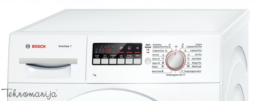 Bosch mašina za sušenje veša WTB 84200BY
