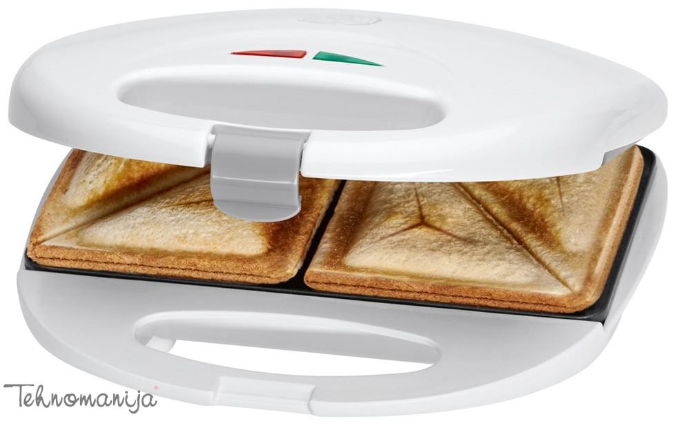 Clatronic aparat za sendviče ST 3477 BELI