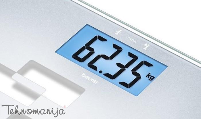 BEURER Vaga za merenje telesne težine GS 420 STAKLO
